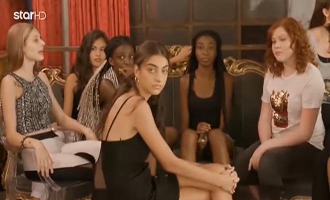 «Πέρασαν αυτή ρε…»: Η πιο κακιασμένη παίκτρια του Next Top Model την πατάει στο φινάλε