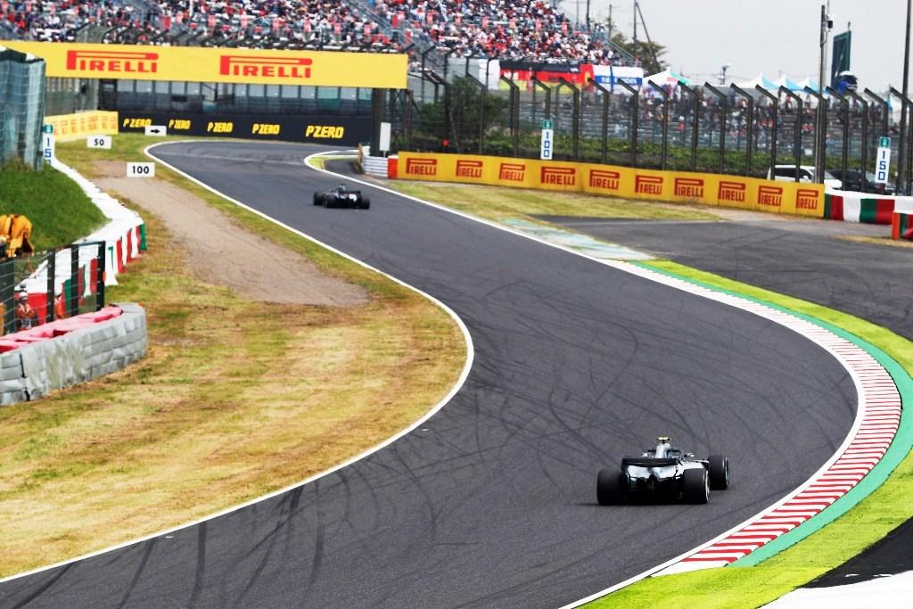 Τρείς διαφορετικές στρατηγικές ακολούθησαν οι πέντε πρώτοι του ιαπωνικού Grand Prix