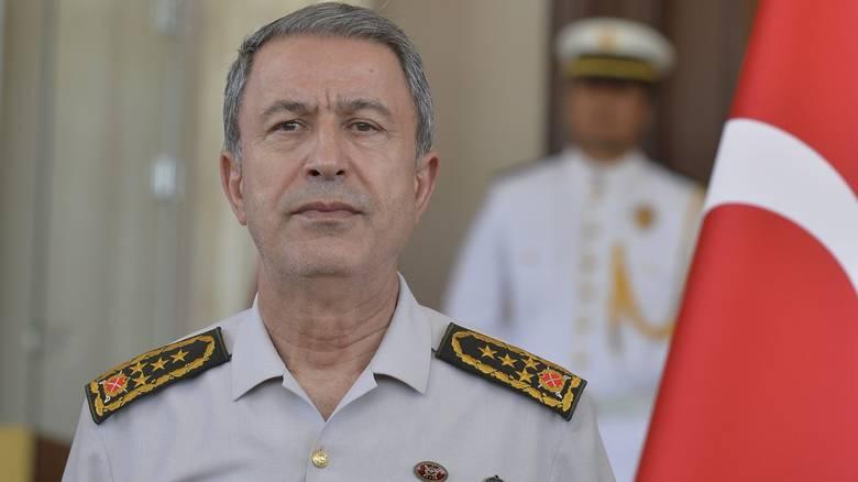 Απειλεί με πόλεμο ο Τούρκος υπουργός Άμυνας