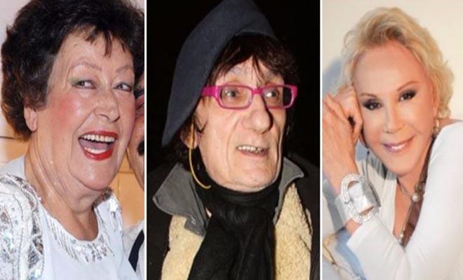 12 Αγαπημένοι Έλληνες Ηθοποιοί που Πέθαναν το 2017