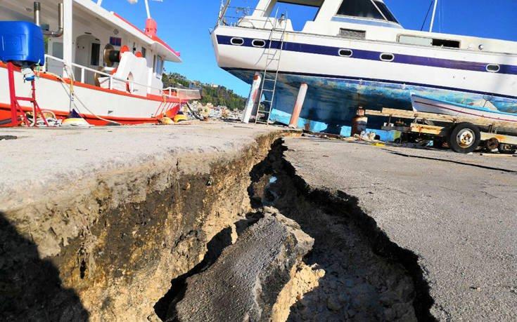 Κοντονής: Το νησί άντεξε σε ένα πολύ δυνατό σεισμό
