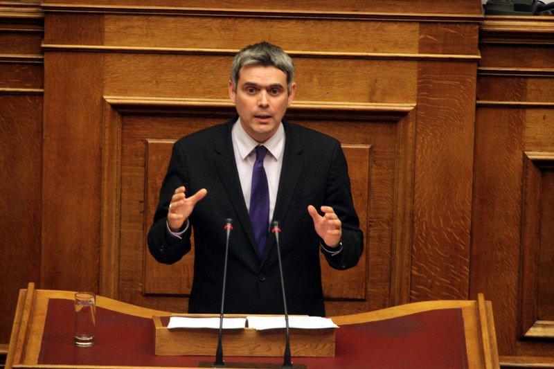 Καραγκούνης: Ο νόμος Παρασκευόπουλου έχει προκαλέσει την ελληνική κοινωνία