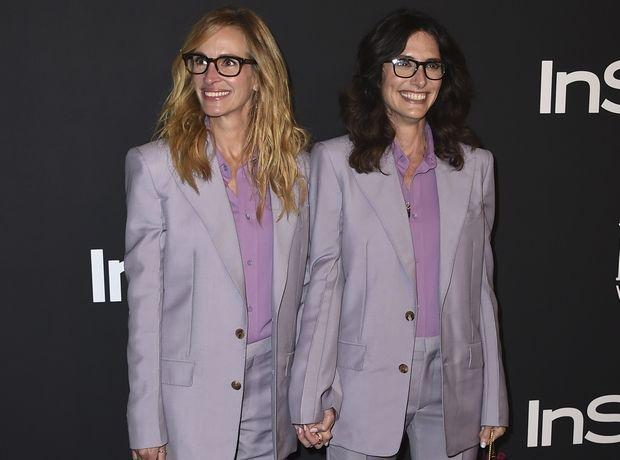 InStyle Awards 2018: Η φανταστική Julia Roberts, η ''πάλι τα ίδια'' Jennifer Aniston και οι δημιουργίες του Givenchy