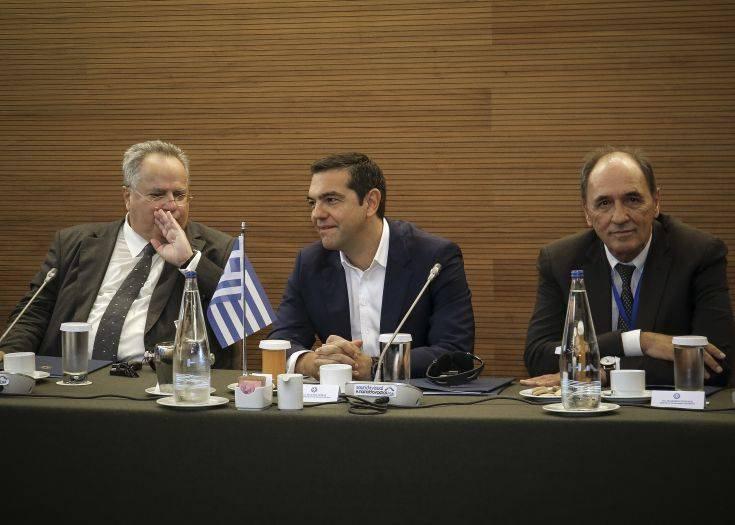 Τσίπρας: Ελλάδα και Κύπρος περιφερειακός ευρωπαϊκός πυλώνας σταθερότητας