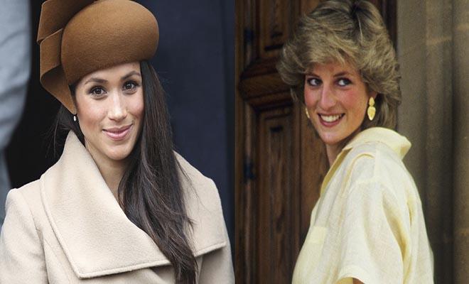 Η ιστορία πίσω από το δαχτυλίδι της πριγκίπισσας Νταϊάνα που φορούσε η Μέγκαν Μάρκλ [Εικόνες]