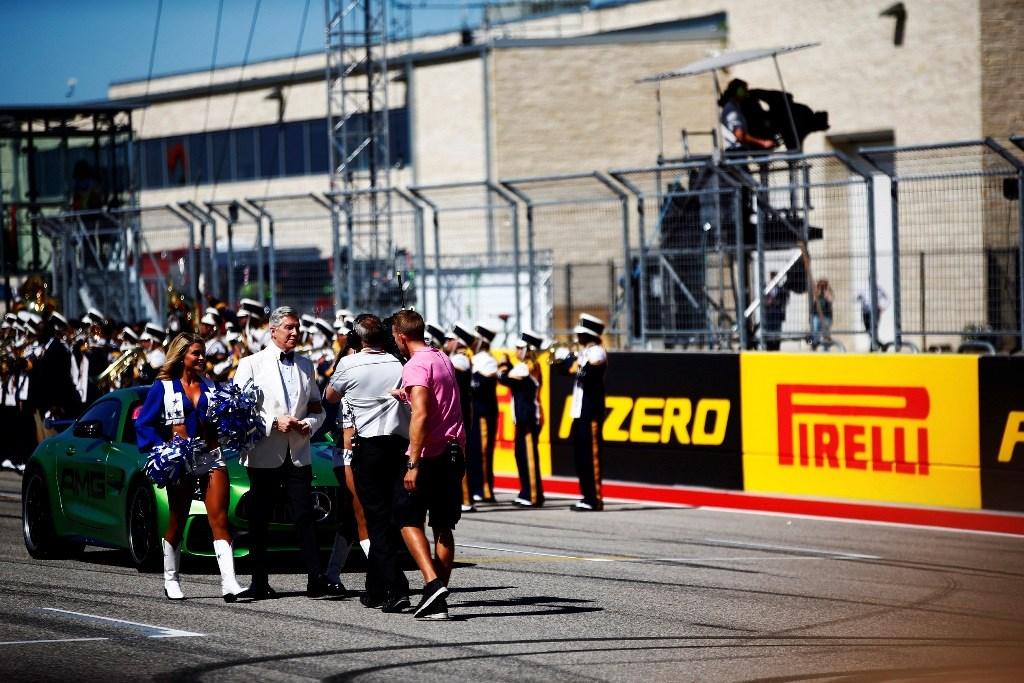 Το αμερικάνικο όνειρο της F1 στην πίστα στο Ώστιν