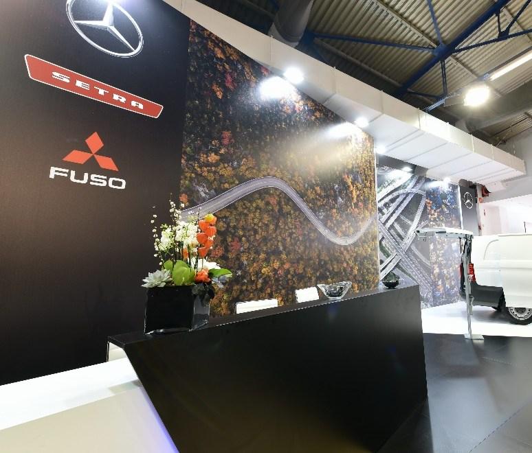 Η Mercedes-Benz Ελλάς στην Transport Show 2018