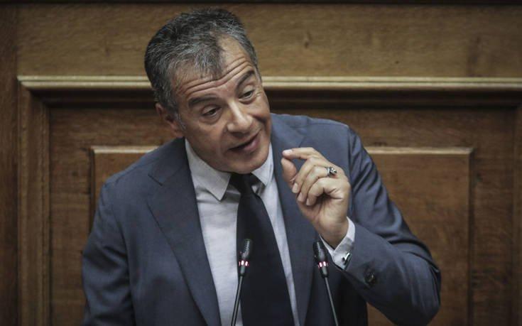 «Τσίπρας και Μητσοτάκης να συμφωνήσουν από τώρα ότι το 2020 δεν θα πάμε ξανά σε εκλογές»
