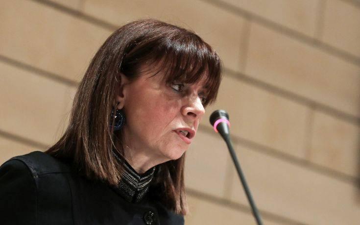 Ποια είναι η πρώτη γυναίκα πρόεδρος του Συμβουλίου της Επικρατείας