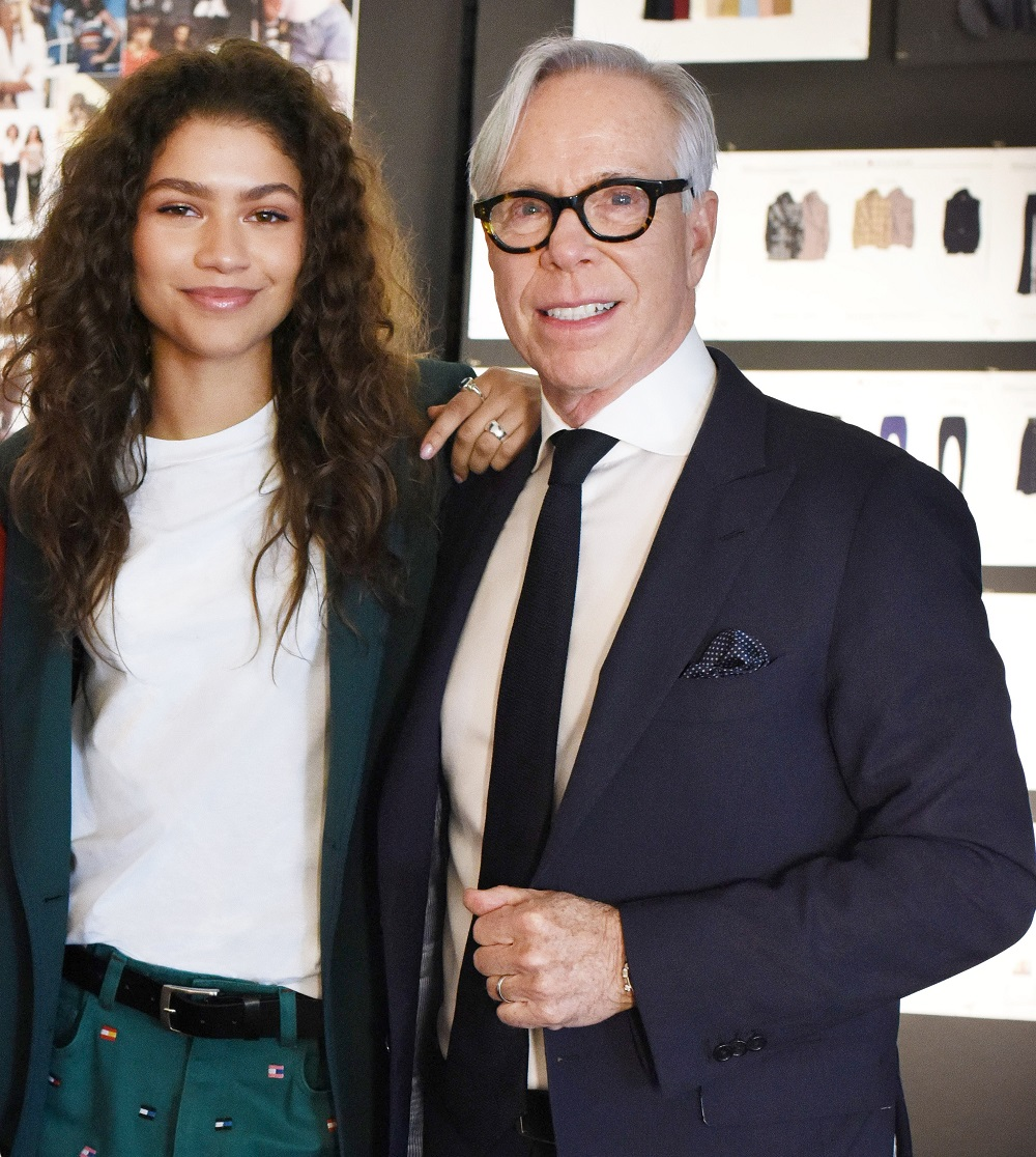 O Tommy Hilfiger ανακοινώνει την Zendaya ως τη νέα global ambassador των γυναικείων συλλογών