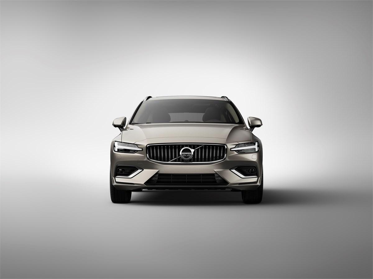 Volvo V60: το premium wagon της νέας εποχής