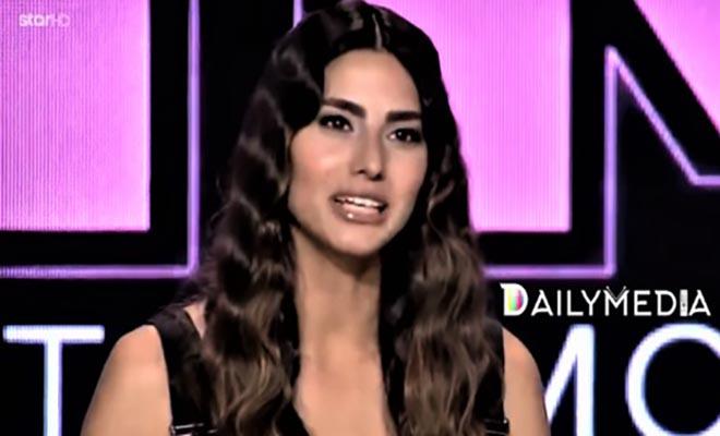 Το Πλάνο από το Next Top Model που θέλει να «εξαφανίσει» η Ηλιάνα Παπαγεωργίου έγινε Viral