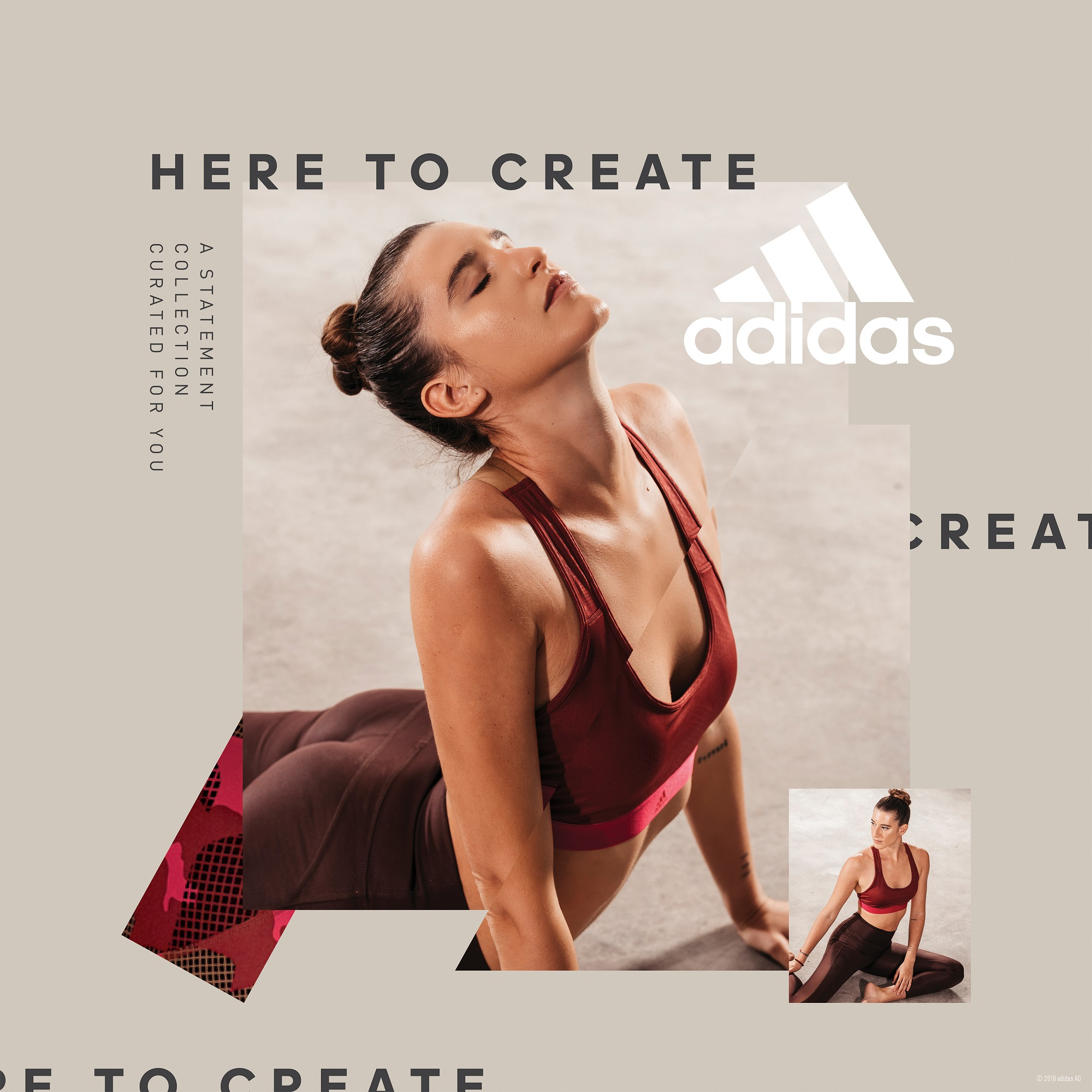 Η νέα limited Statement Collection των adidas Women υποστηρίζει τις γυναίκες σε κάθε τους προπόνηση