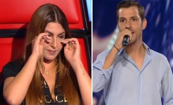 The Voice: Τραγούδησε παραδοσιακό ελληνικό δημοτικό τραγούδι και… [Βίντεο]