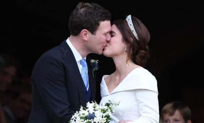 Παντρεύτηκε η πριγκίπισσα Ευγενία! – Οι πρώτες εικόνες!