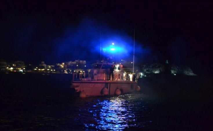 Περισυλλογή και διάσωση 36 μεταναστών από το λιμενικό