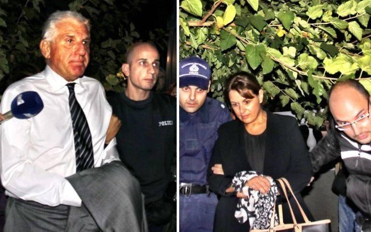 Προφυλακίστηκαν ο Γιάννος Παπαντωνίουκαι η σύζυγός του