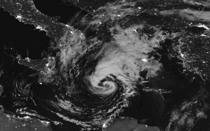 Πόσο πιθανό είναι να έχουμε ένα νέο μεσογειακό κυκλώνα