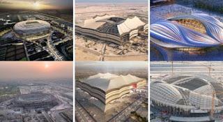 """""""Πυρετός"""" στο Κατάρ ενόψει Μουντιάλ"""