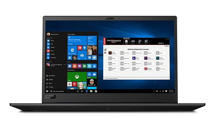 To στυλ και η ισχύς ενώνουν δυνάμεις με το νέο ThinkPad P1 mobile workstation
