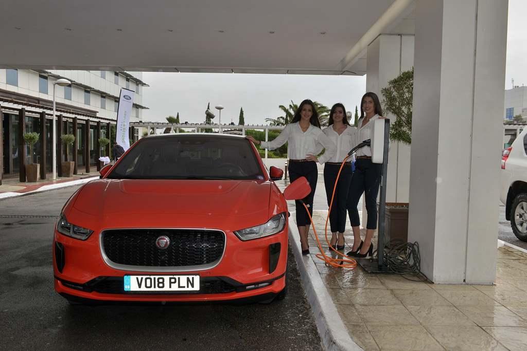 Πρεμιέρα της Jaguar I-PACE!