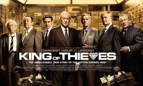 King of Thieves – Εντιμότατοι Κλέφτες, Πρεμιέρα: Οκτώβριος 2018 (trailer)
