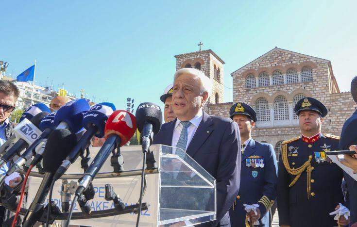 Παυλόπουλος: Να αφήσουμε πίσω τις πολιτικές της υπερβολικής και αδικαιολόγητης λιτότητας