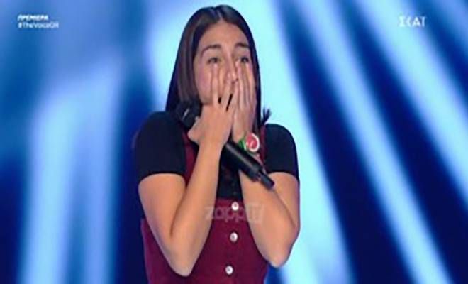 The Voice: Έπαθε σοκ στο φινάλε του τραγουδιού! Δεν πίστευε αυτό που έβλεπε…