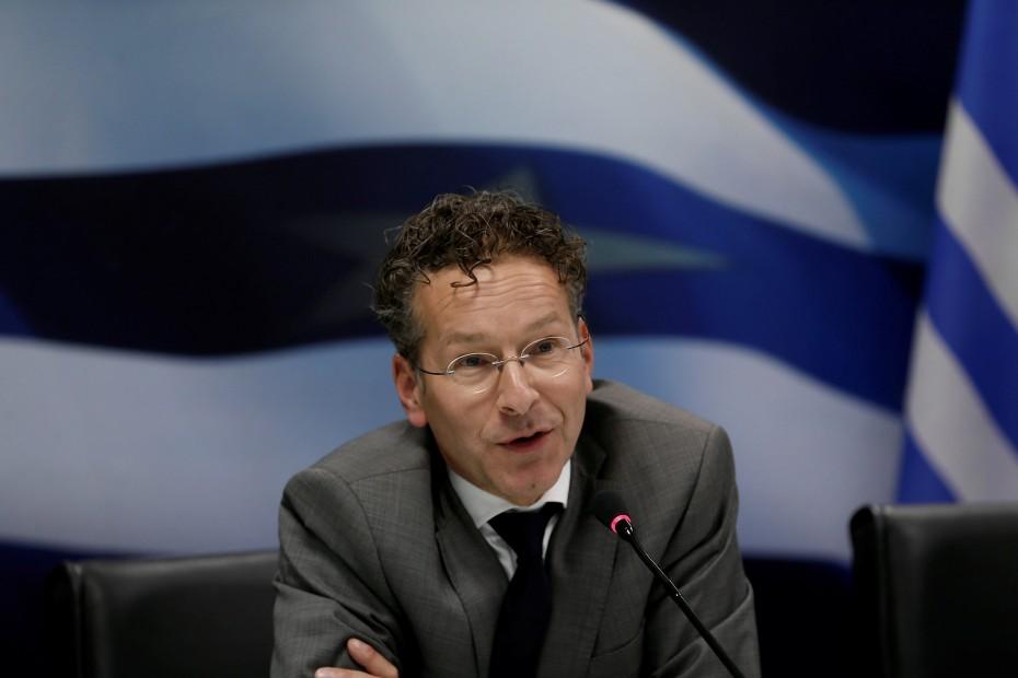 Ντάισελμπλουμ: Βιαστικό το αίτημα της Ελλάδας για τις συντάξεις
