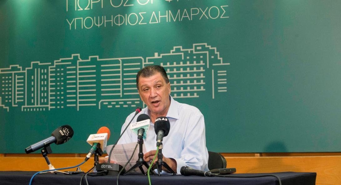 Υποψήφιος για το δήμο Θεσσαλονίκης ο Γιώργος Ορφανός