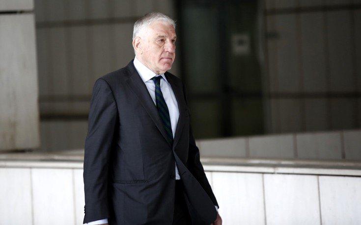 Διακόπηκε μετά από περίπου 12 ώρες η απολογία του Γιάννου Παπαντωνίου