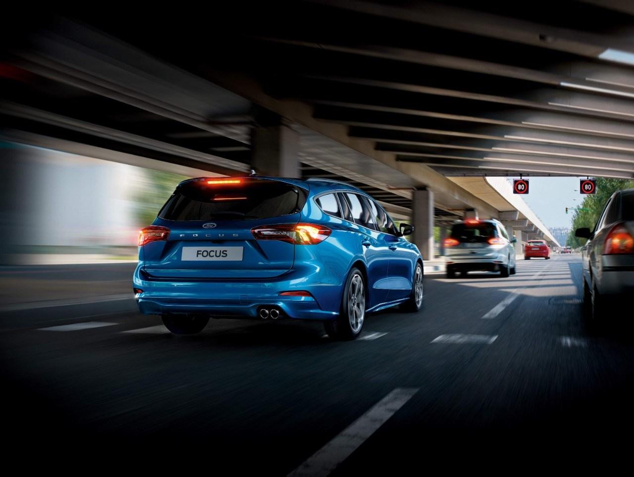Το νέο Ford Focus επιδοκιμάστηκε απο το Euro NCAP  για τις Προηγμένες Τεχνολογίες
