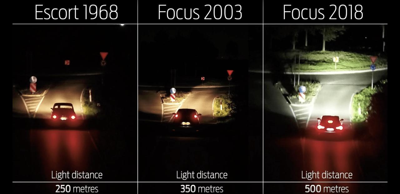 Οι προβολείς των ΙΧ μπορούν να «διαβάζουν» τα σήματα του δρόμου; (Video)