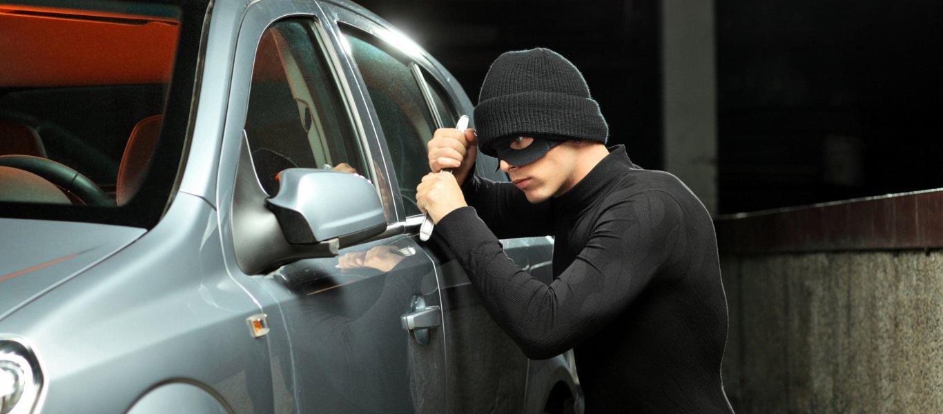 Οι απίθανοι διαρρήκτες- Ανοίγουν τα αυτοκίνητα γρήγορα και χωρίς να κάνουν ζημιές