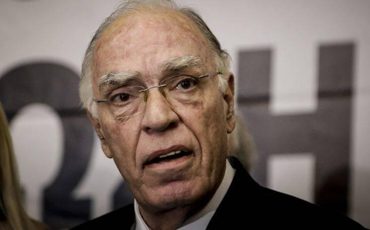 Λεβέντης: Η Ένωση Κεντρώων θα υπερασπιστεί τις αξίες και τις αρχές που πρέσβευε ο Γεώργιος Παπανδρέου