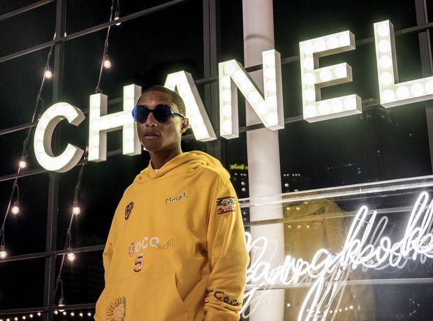 Η νέα capsule συλλογή Chanel με την υπογραφή του Pharrell Williams