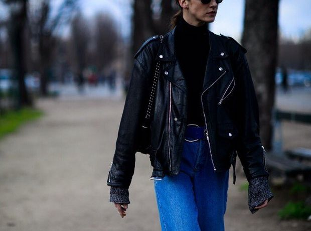 Πώς θα φορέσεις φέτος το περσινό σου leather jacket
