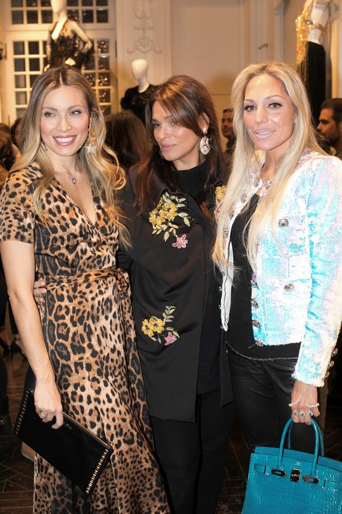 H Jade Jagger παρουσίασε τη νέα συλλογή κοσμημάτων της  στο ατελιέ της Σίλιας Κριθαριώτη!
