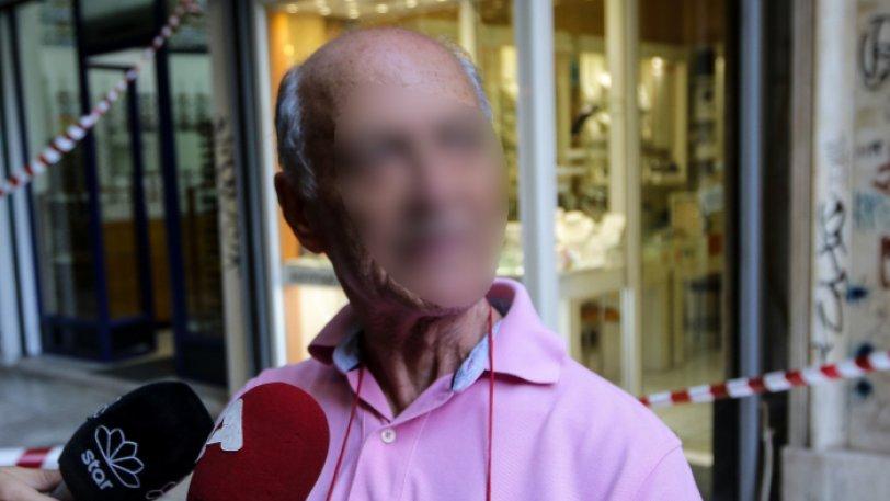 Δεν μετανιώνει ο κοσμηματοπώλης για τον Ζακ Κωστόπουλο: Εγώ αγανάκτησα και αντέδρασα έτσι (βίντεο)