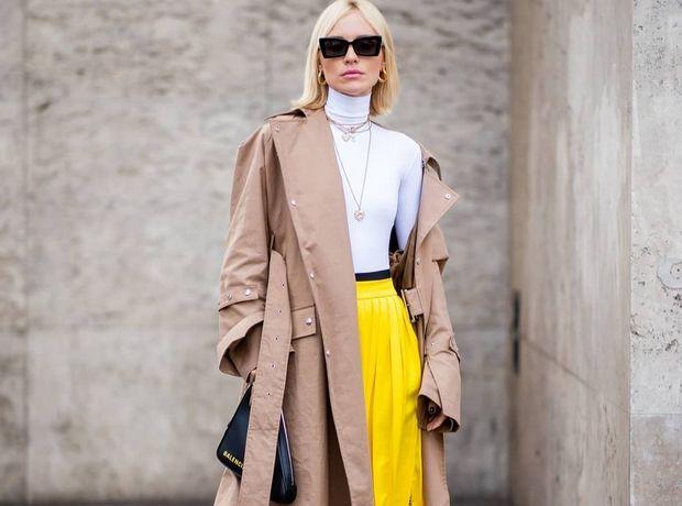 Αυτά τα outfits θα σε πείσουν ότι χρειάζεσαι ένα λευκό ζιβάγκο