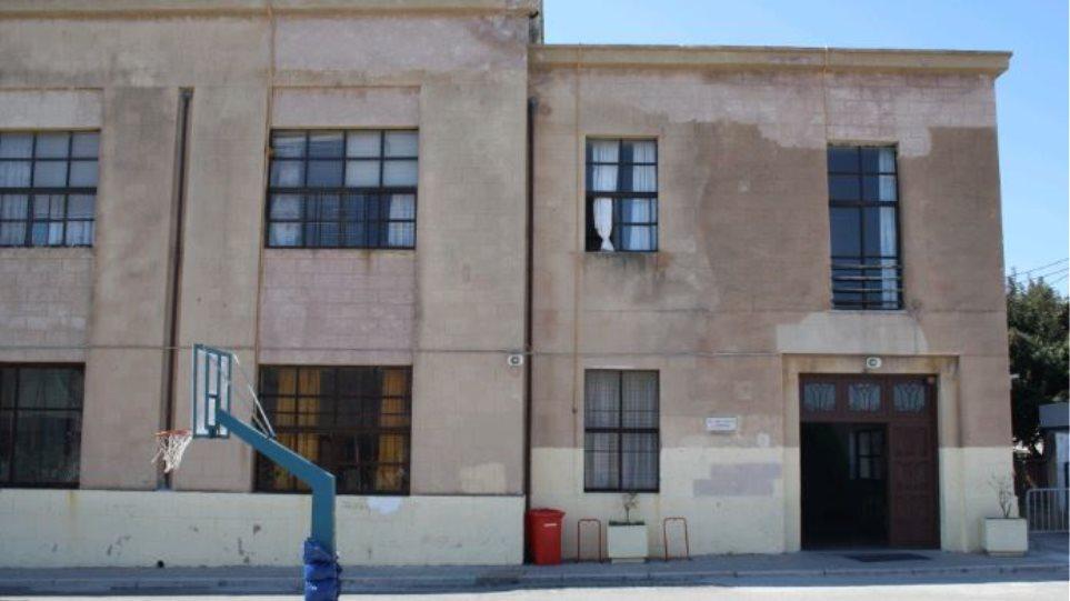 Ανήλικοι διέρρηξαν δυο σχολεία στη Ρόδο