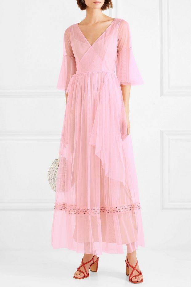 Η Mandy Moore παντρεύτηκε με το πιο παραμυθένιο φόρεμα