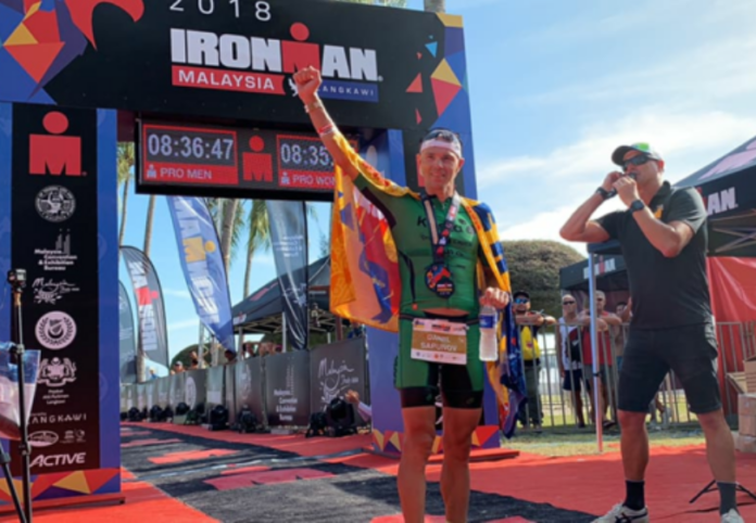 """Δυο Χανιώτες """"Ironman"""" στη Μαλαισία για καλό σκοπό"""