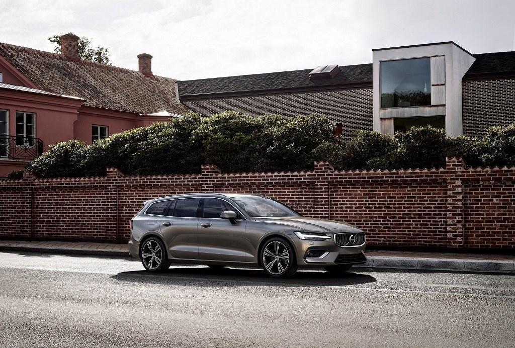 Η Volvo Βελμάρ στην «Αυτοκίνηση EKO 2018» με τα νέα Volvo V60 και XC40