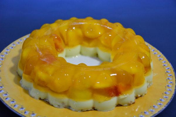 Ιδανικό γλυκό για όσους κάνουν δίαιτα ή απλά προσέχουν τη διατροφή τους.