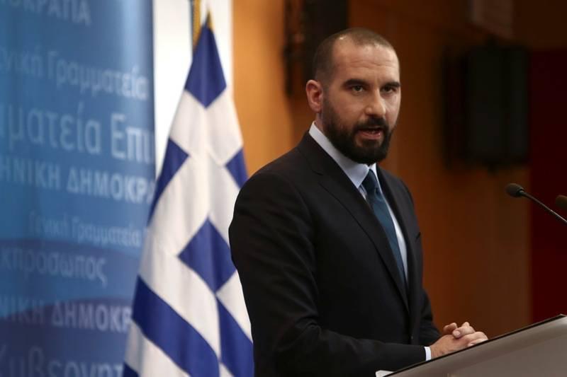 Τζανακόπουλος: Πολιτικό θράσος να μας κατηγορούν αυτοί που ψήφισαν μειώσεις συντάξεων