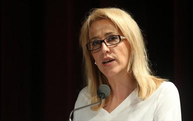 Μάτι: Νέα προθεσμία έλαβε η Ρένα Δούρου