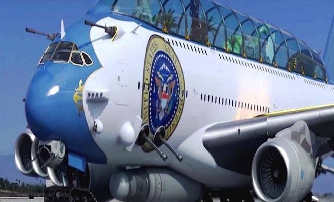 Αυτά είναι τα δέκα πιο ακριβά προεδρικά αεροπλάνα στον κόσμο [Βίντεο]