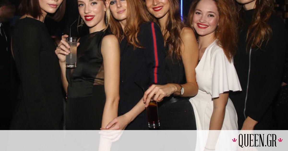 Δες όλα τα κορίτσια του Greece's Next Top Model εκτός σπιτιού. Πού συναντήθηκαν και γιατί;