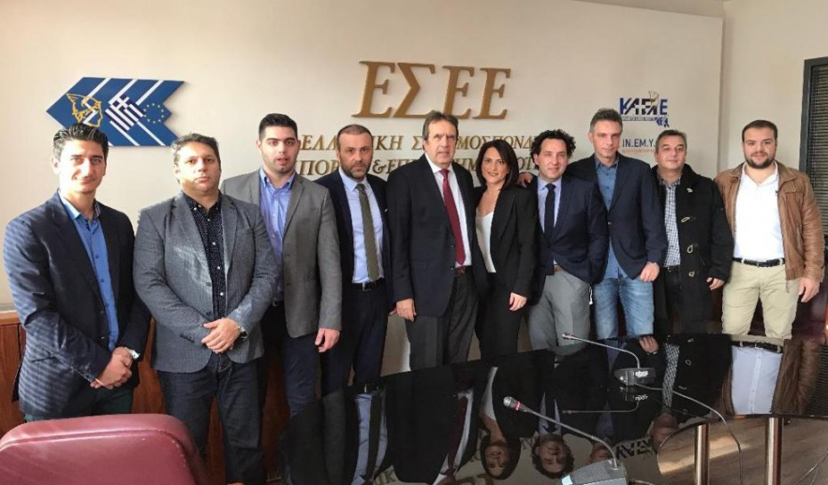 Νέος πρόεδρος της ΕΣΕΕ ο Γιώργος Καρανίκας
